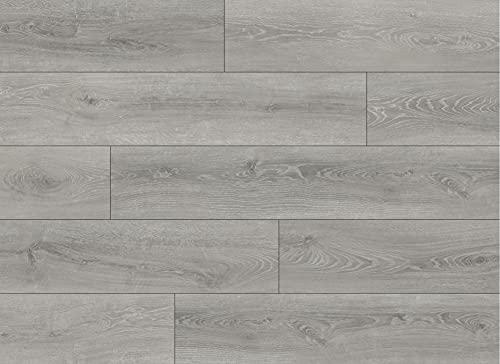 Kraus LVT Luxury Click Fit - Suelo de vinilo 100% impermeable, Rydal 2,2 m² Pack - QEPLVTP006