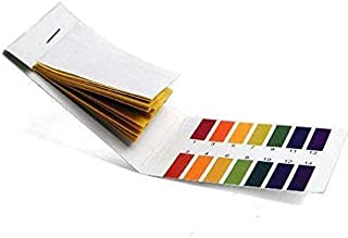 Full Range 1-14 pH Test Paper Strips Litmus Testing Kit 3 PACKS
