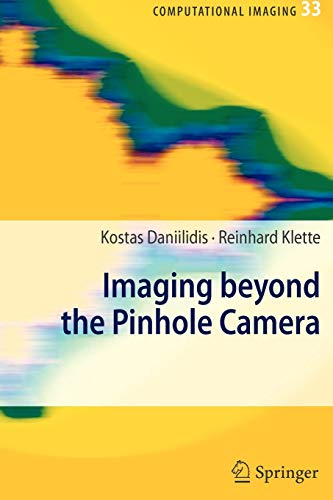 Imaging Beyond the Pinhole Camera: 33 (Computational Imaging and Vision)