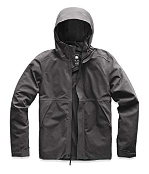 The North Face Men s Apex Flex DryVent Jacket TNF Dark Grey Heather Medium