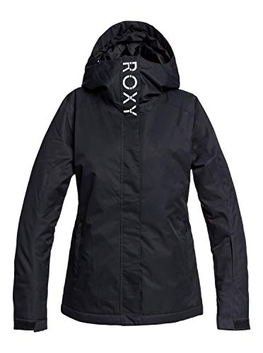 Roxy Galaxy-Chaqueta para Nieve para Mujer, True Black, M