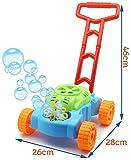 Toyland® Lawn Bubble Mower Rasenmäher zum Mitschieben - Spielzeug für draußen & zum Spielen im Garten