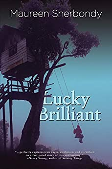 Lucky Brilliant by [Maureen Sherbondy]