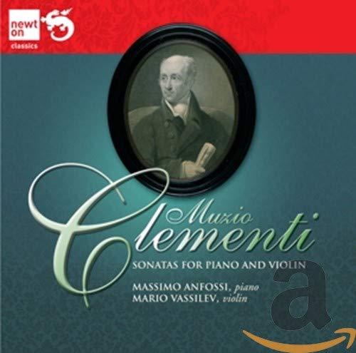 Massimo Anfossi & Mario Vassilev - Clementi; Sonatas For Piano & Violin