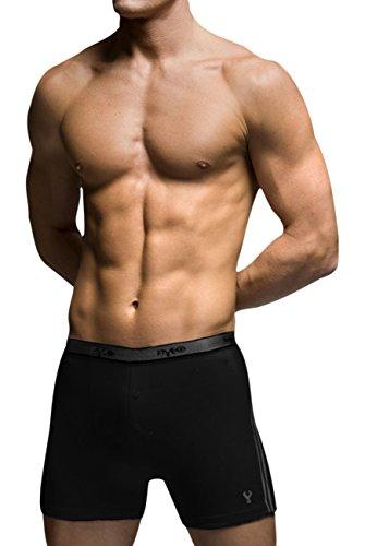 FiveG Herren 6 Paar Steve Redgrave Boxershorts, in 4 Größen (L 36-38