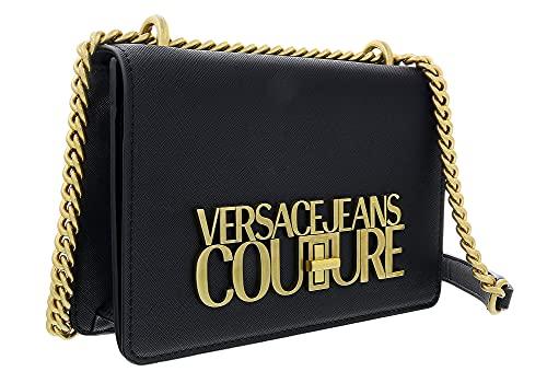 Versace Jeans Bolso Crosssbody mujer safi PU LOCK 71VA4BL1, Negro , S