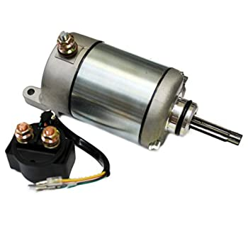 Caltric Starter & Relay Solenoid Compatible With Honda Trx400Ex 1999 2000 2001 2002 2003 2004