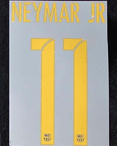 Nike Original 2015-2016 Barcelona FC Neymar JR Flock Home Trikot NEU