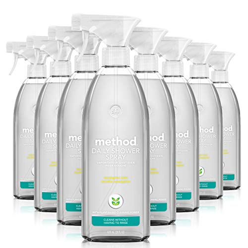 Method Daily Shower Cleaner Spray,...