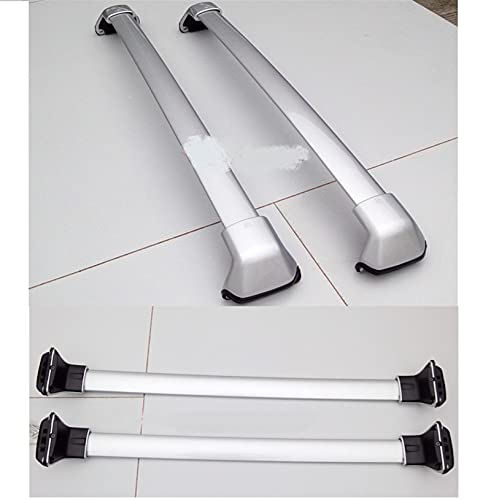 XIAOZHIWEN Coche Techo Rack Roof Rail Luggage Cross Bar Barras Barras para Honda CRV CR-V 2012 2013 2014 2015 2016 2016