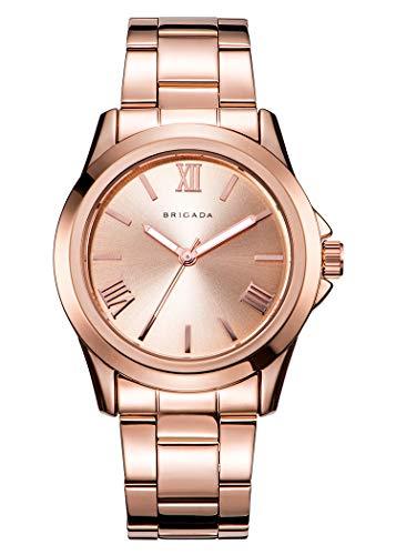 Nice Rose Gold Swiss Brand Women Watches Minimalist Wrist Quartz Watches for Women Waterproof