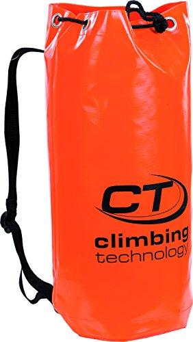 Climbing Technology Petit Sac pour Secours et spéléologie, Adulte Mixte, Carrier Small, Arancione, 18 L