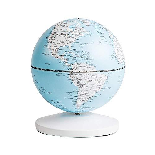 JNMDLAKO Touch Globe Light Lámpara de iluminación Moderna Diurna y Nocturna Regulable Control táctil Brillo Regalo de cumpleaños Creativo Decoración del hogar con Soporte, Rosa