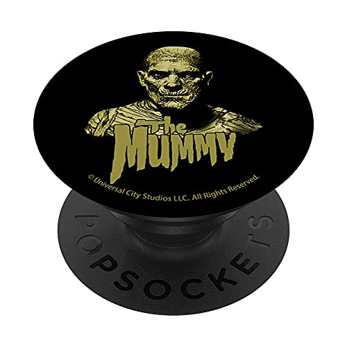 Universal Monsters The Mummy Big Face PopSockets PopGrip Intercambiable