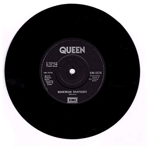 """Queen - Bohemian Rhapsody - [7""""]"""