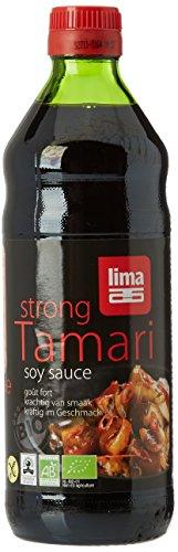 LIMA Tamari Strong 500 g - Lot de 2