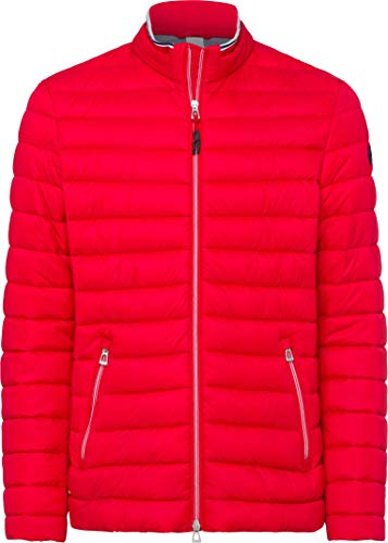 Brax Herren Cole Ultralight Superleichte Steppjacke Jacke, Rot (red 42), Gr. 52