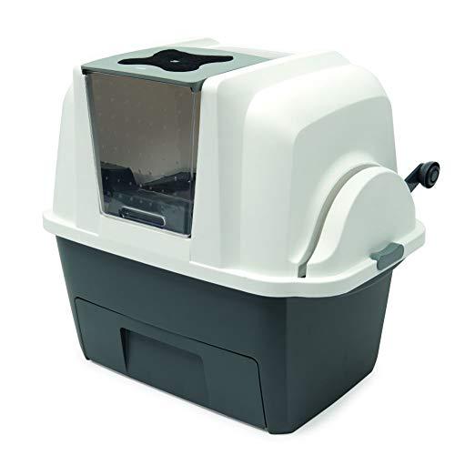 Catit Toilette per Gatti Autopulente Smart Sift