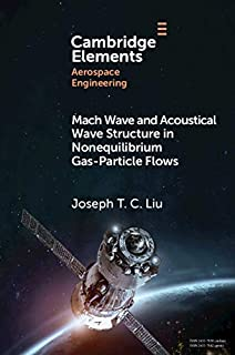 Mach Wave and Acoustical Wave Structure in Nonequilibrium Gas-Particle Flows