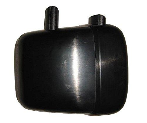 Retrovisor pequeño auxiliar térmico negro VOLV. Truck FM-FH - 01/'0212/'07 - SX