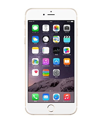 Apple iPhone 6 Plus 128GB ゴールド 【softbank 白ロム】MGAF2J