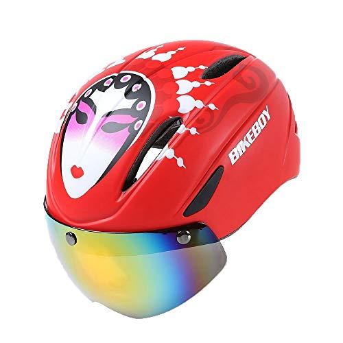 Fahrradhelm Fahrradhelm Herren Rennrad Mountainbike Reithelm Leichter Atemschutzhelm Fahrradhelm LPLHJD (Color : 5, Size : 35 * 24 * 27cm)
