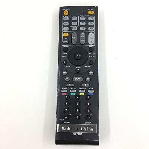 Ochoos Fernbedienung für ONKYO TX-NR5007 TX-SR308 HT-RC180 PR-SC5507 A/V AV-Receiver