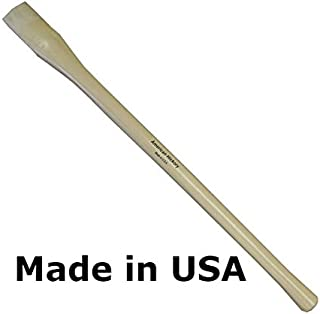 36-Inch Hickory Replacement Handle for Double Bit Axe (Made in USA), HMH-AH02 - Sold by Ucostore Only