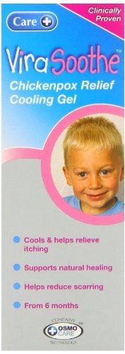 Care Virasoothe kycklingkoppor lättnad kylning gel, 50 g