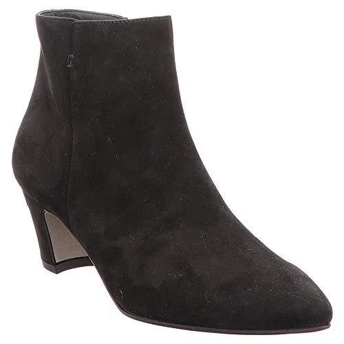 Paul Green | Stiefelette | Ankle Boots - schwarz, Farbe:schwarz, Größe:38.5