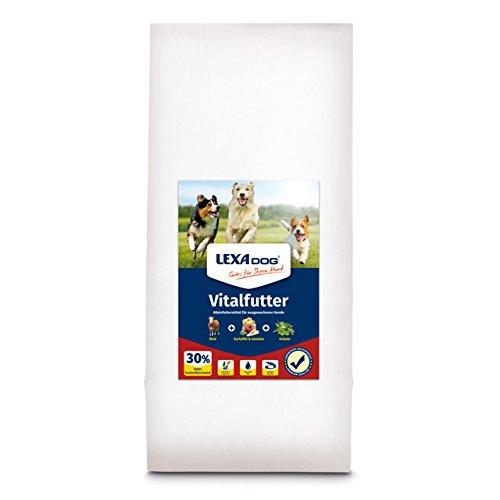 LEXA Dog Vitalfutter Rind (12 kg)