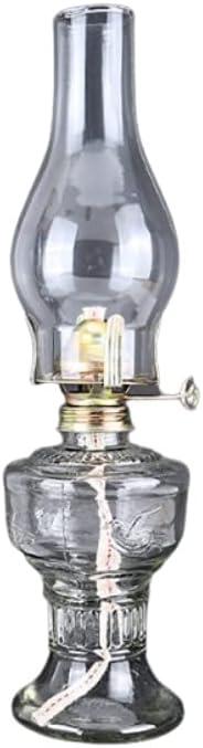 Beauty products MQH Kerosene Lamp Glass O Sale SALE% OFF Desktop Oil Transparent