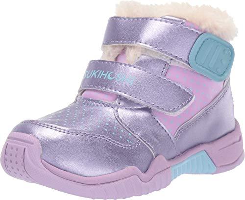 TSUKIHOSHI Kids Waterproof Igloo Purple/Lavender- 7519-511-C/9.5 M US Toddler