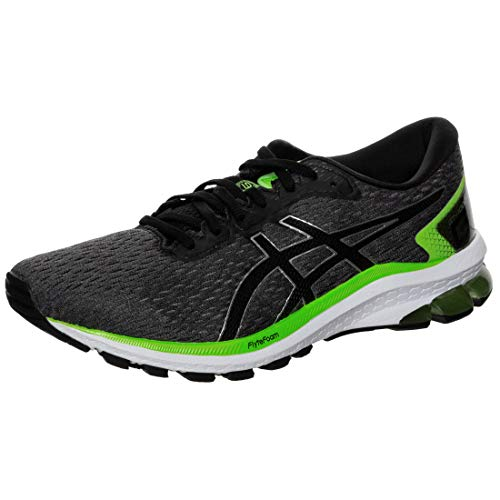 ASICS Mens 1011A770-022_43,5 Running Shoes, Black, 43.5 EU