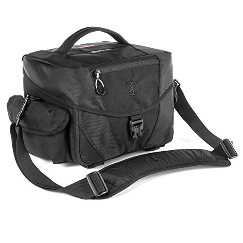 Tamrac Stratus 6 - Bolsa para equipo fotográfico, color negro