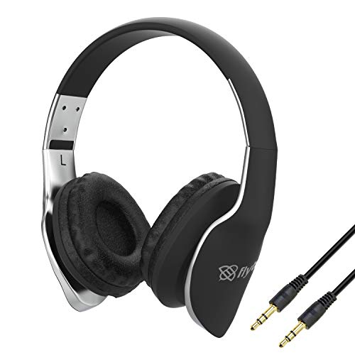 Flybot Alpha 200 Over The Ear Wired Foldable Headphone with...