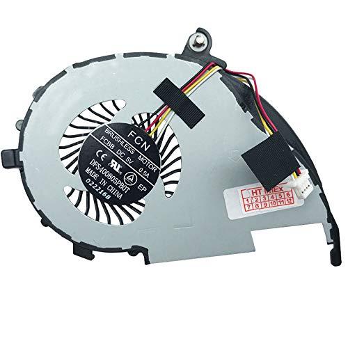 (CPU Version) Lüfter Kühler Fan Cooler kompatibel für Acer Aspire V5-573P-6464, V5-573G-54208G50akk, V5-573P-6896, V5-573G-74508G1Taii, V5-573P-9660, V5-573G-74508G1Takk