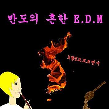 반도의 흔한 E.D.M
