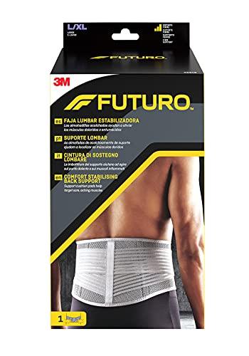 Futuro 208545.9 - Faja lumbar estabilizadora, talla L/XL