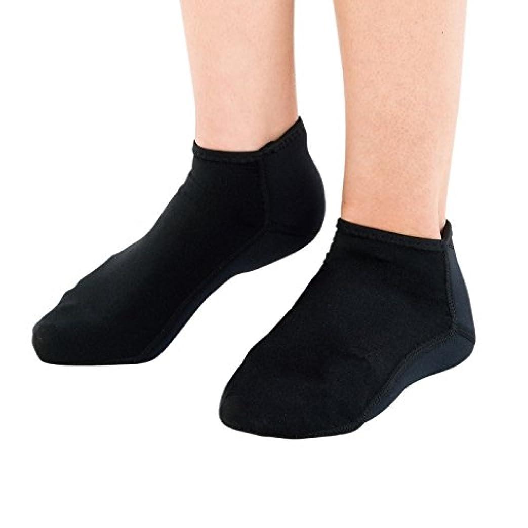 燃やす差別化するバラ色靴下 かかと 保湿 チタン 素足小町 フル