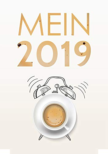 Mein 2019: Tageskalender/Tagesplaner