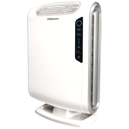 AeraMax Baby DB55 Air Purifier, Allergy UK Approved, White