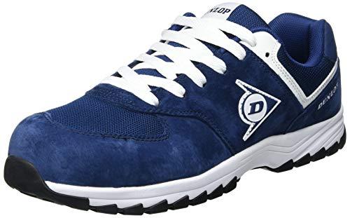 DUNLOP Zapato de Seguridad S3 Flying Arrow Azul Marino - DL0201026 (Edition 2021) Talla 43