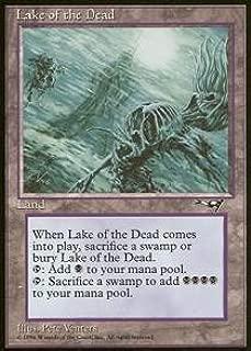 lake of dead mtg