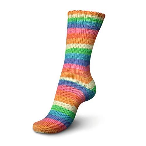 Schachenmayr REGIA Handstrickgarne 6-Fädig Color, 150G Rainbow