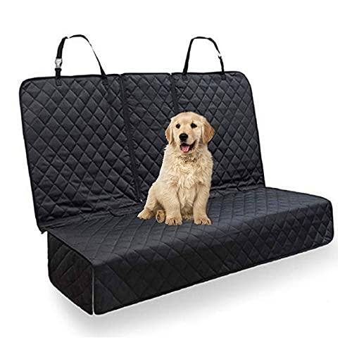 Fundas para asiento de coche para perros, protector de asiento de coche para mascotas, resistente al agua, a prueba de arañazos, resistente y antideslizante