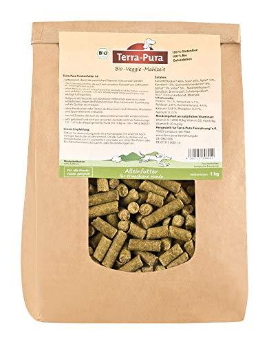 Terra Pura Vegetariano risches Bio Perros Forro 1kg