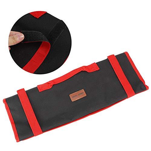 WINSHIDEN Bolsa de almacenamiento portátil de tela Oxford para tienda de campaña, para usar en el suelo de las uñas
