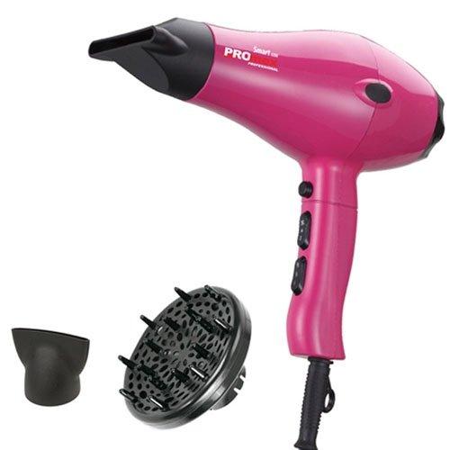 Sèche-cheveux Compact Ionic 2000 watts, Rose