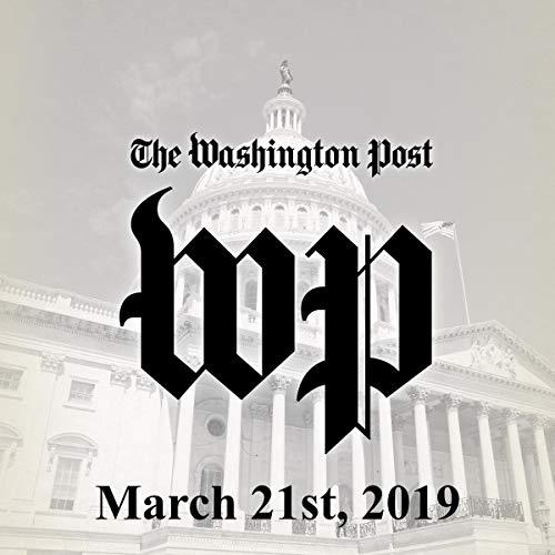 『March 21, 2019』のカバーアート